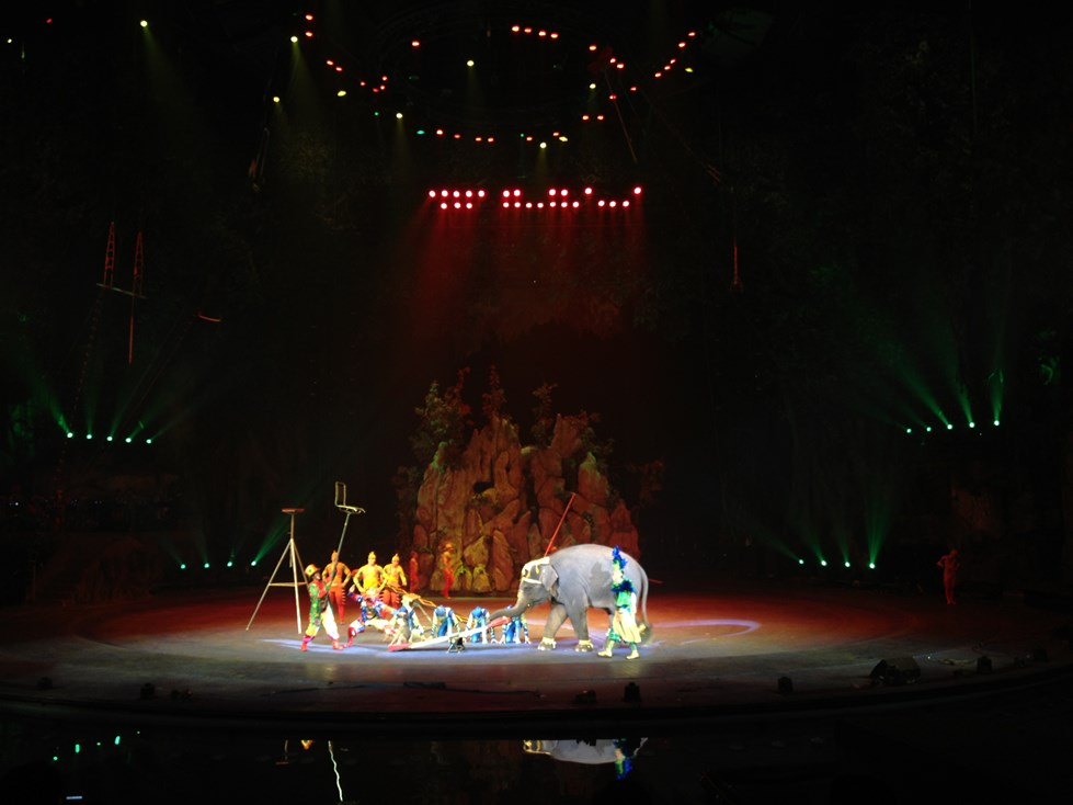 Chimelong International Circus 04
