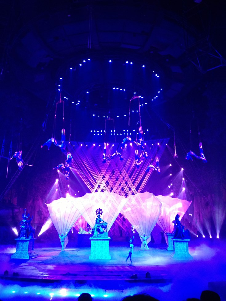 Chimelong International Circus 17