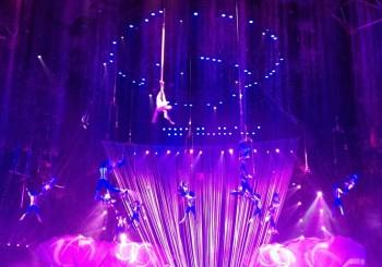 Chimelong International Circus in Guangzhou, China