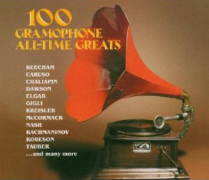 Gramophone: The 100 Greatest Classical Recordings of All Time